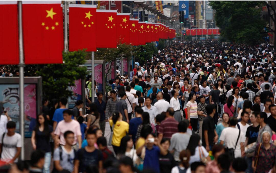 Los retos de China: población